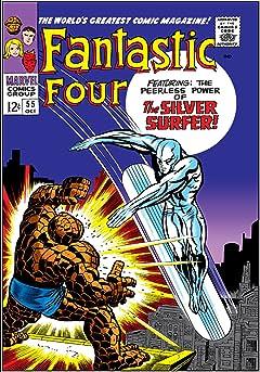 Fantastic Four (1961-1998) #55