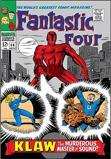 Fantastic Four (1961-1998) #56