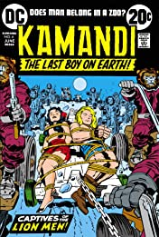 Kamandi: The Last Boy on Earth (1971-1978) #6