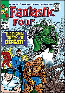 Fantastic Four (1961-1998) #58