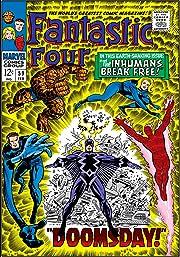 Fantastic Four (1961-1998) #59