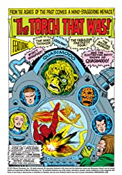 Fantastic Four (1961-1998) Annual #4