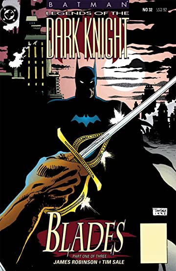 Batman: Legends of the Dark Knight #32