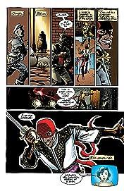 Batman: Legends of the Dark Knight #32