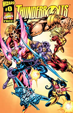 Thunderbolts (1997-2003) #0
