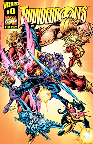 Thunderbolts (1997-2003) No.0