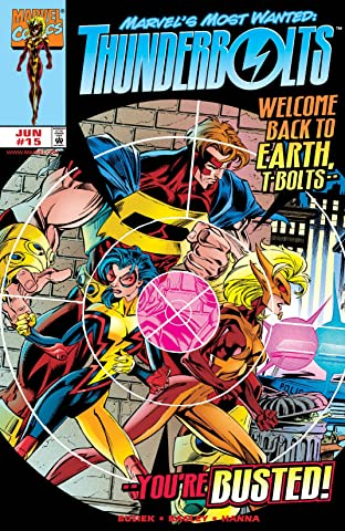 Thunderbolts (1997-2003) No.15