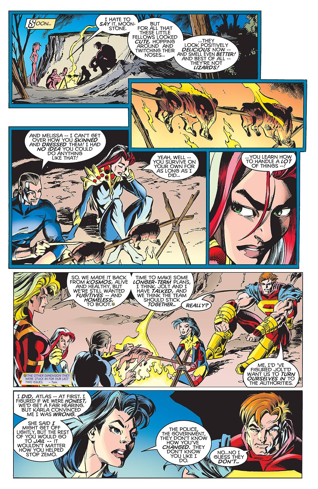 Thunderbolts (1997-2003) #15