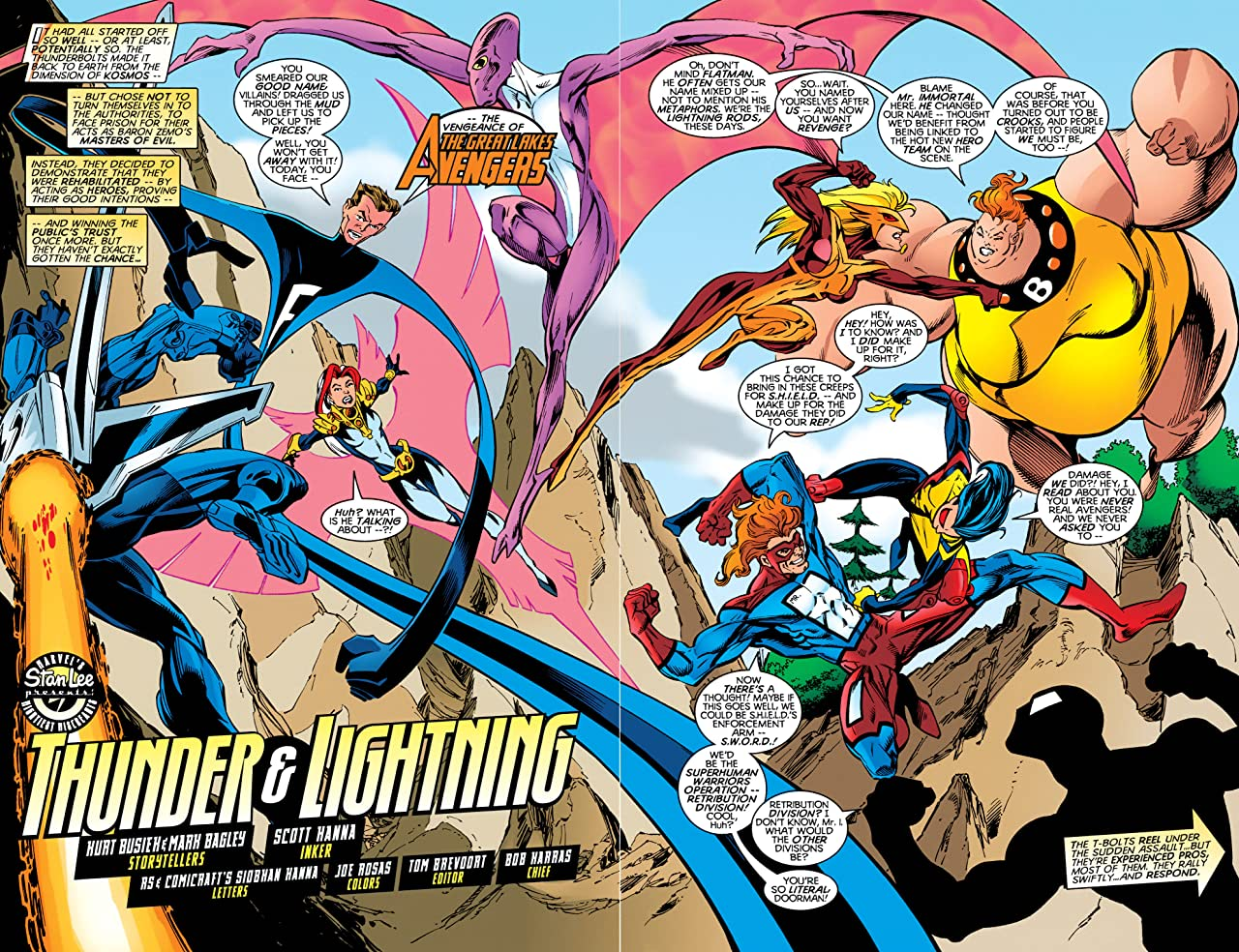Thunderbolts (1997-2003) #16