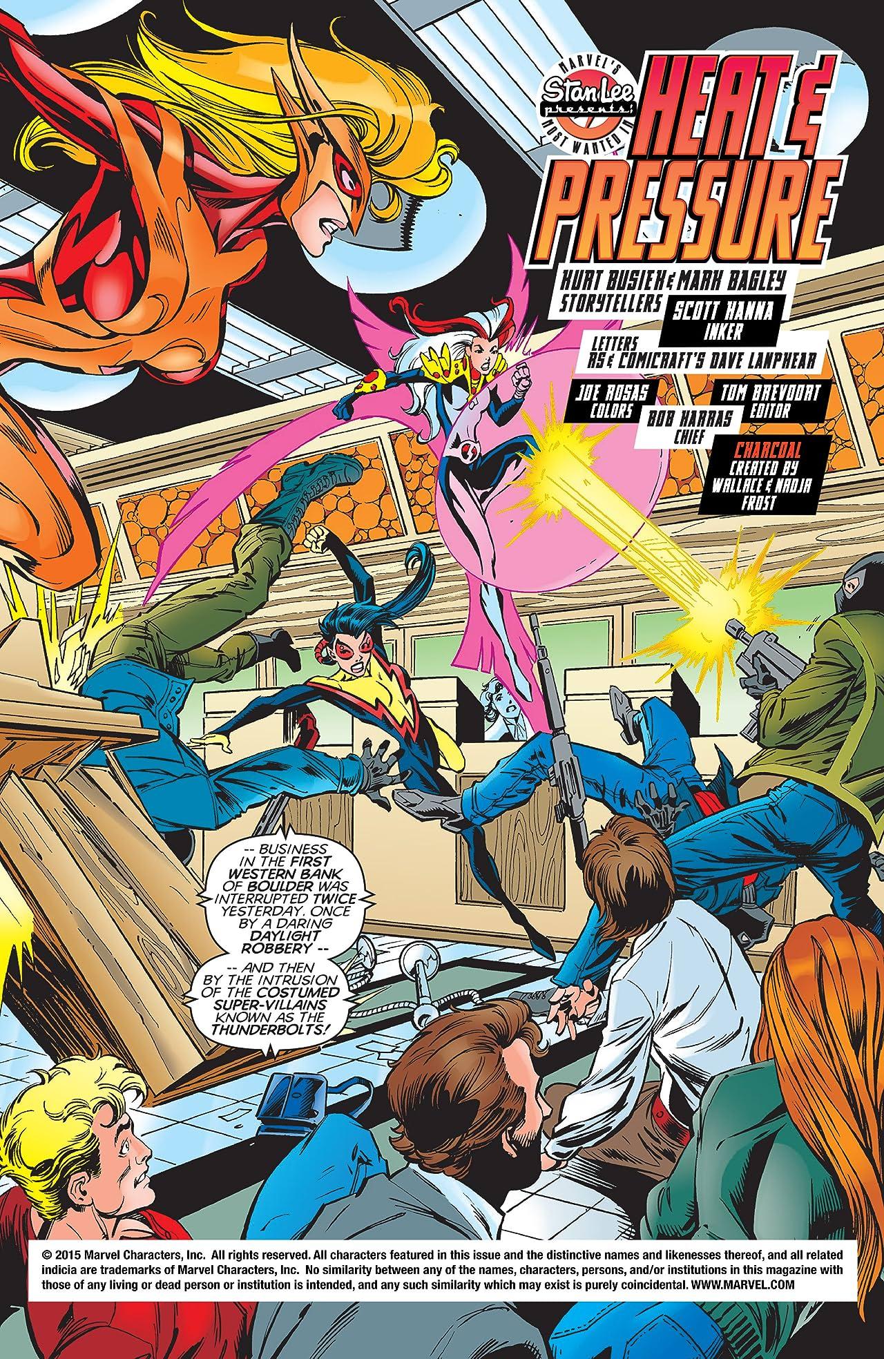 Thunderbolts (1997-2003) #19