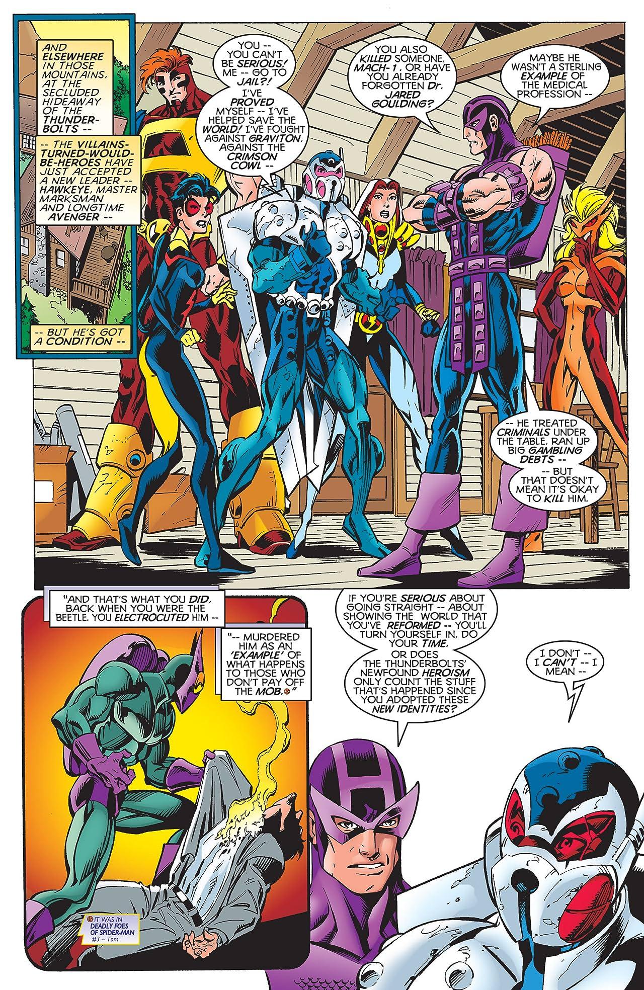 Thunderbolts (1997-2003) #22