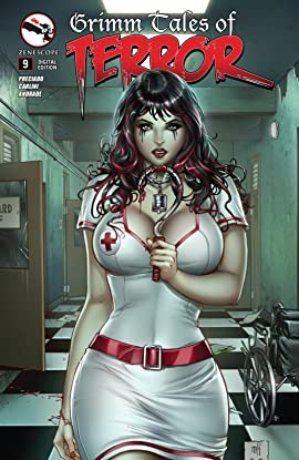 Grimm Tales of Terror Vol. 1 #9