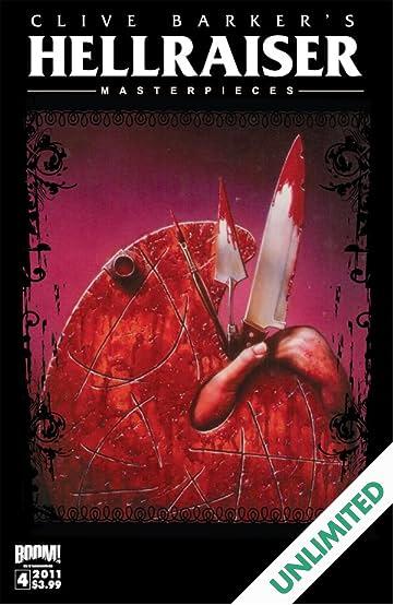 Hellraiser Masterpieces #4