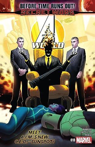 Avengers World (2014-2015) #18