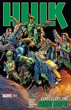Hulk (2014-2015) #12