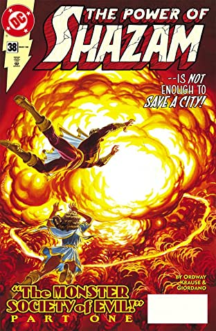The Power of Shazam (1995-1999) #38