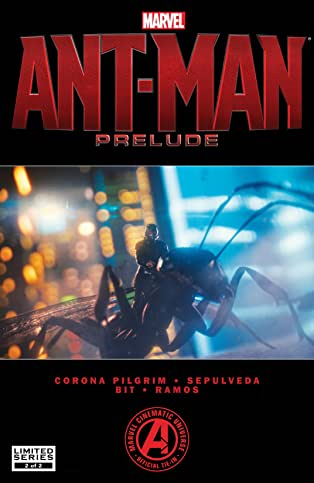 Marvel's Ant-Man Prelude #2 (of 2)