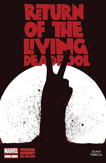 Return of the Living Deadpool #2 (of 4)