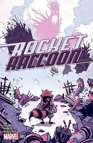 Rocket Raccoon (2014-2015) #9