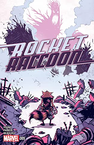 Rocket Raccoon (2014-2015) #9