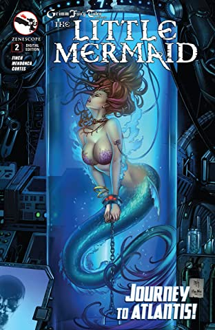 Little Mermaid #2 (of 5)