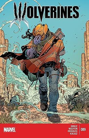 Wolverines (2015) #9