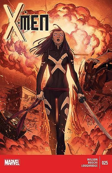X-Men (2013-2015) #25