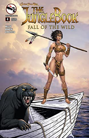 The Jungle Book: Fall of the Wild No.4 (sur 5)