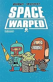 Space Warped #6 (of 6)