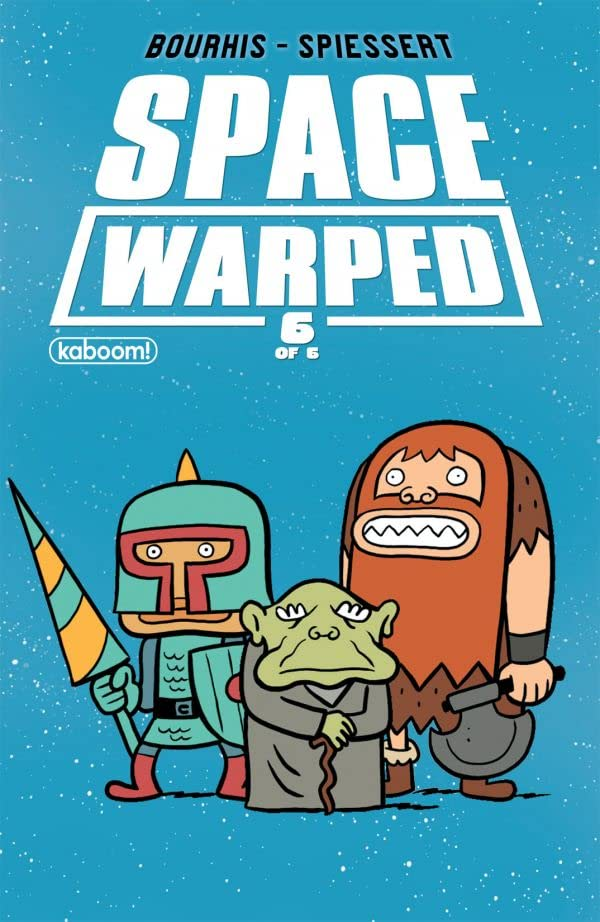 Space Warped #6 (of 6)