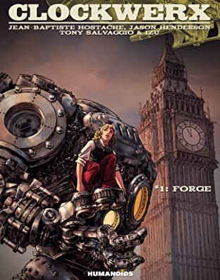 Clockwerx Tome 1: Forge