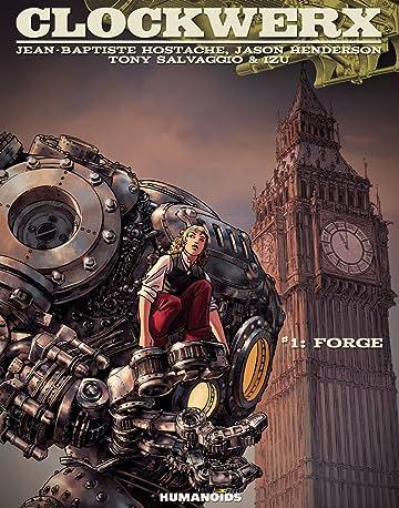 Clockwerx Vol. 1: Forge