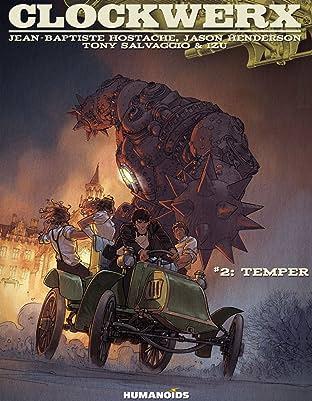 Clockwerx Tome 2: Temper