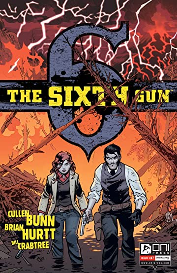 The Sixth Gun #47