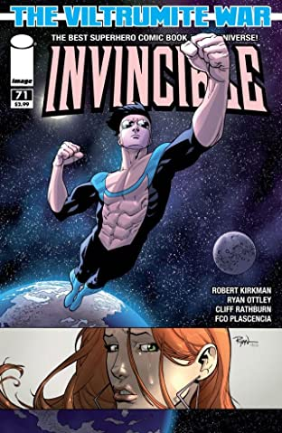 Invincible No.71