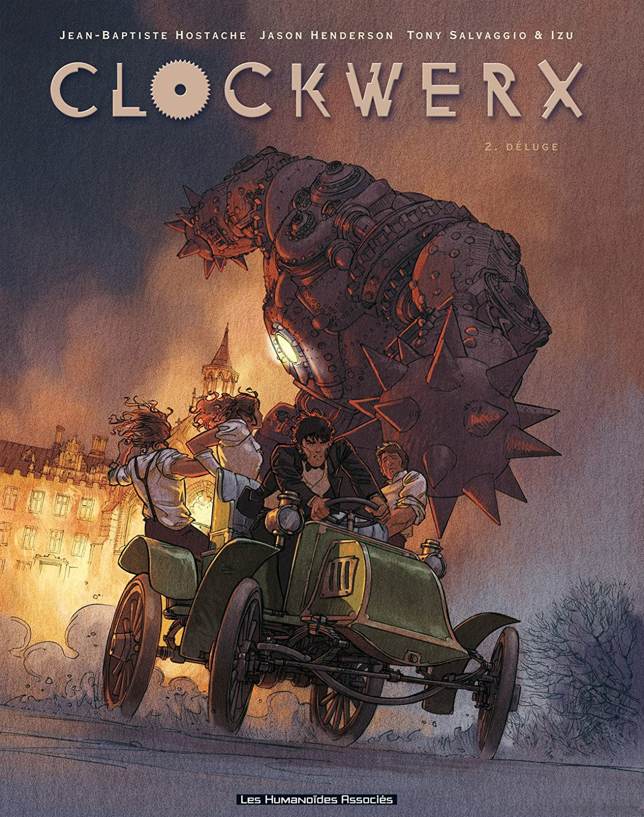 Clockwerx Vol. 2: Déluge
