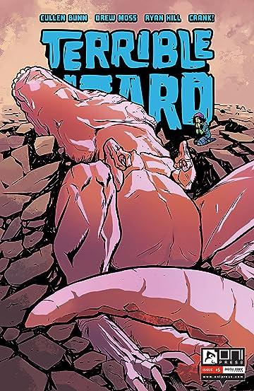 Terrible Lizard #5 (of 5)