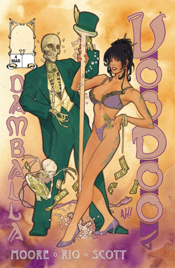 Voodoo (1997-1998) #4 (of 4)