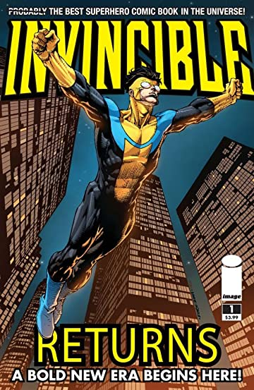 Invincible #70.5: Invincible Returns