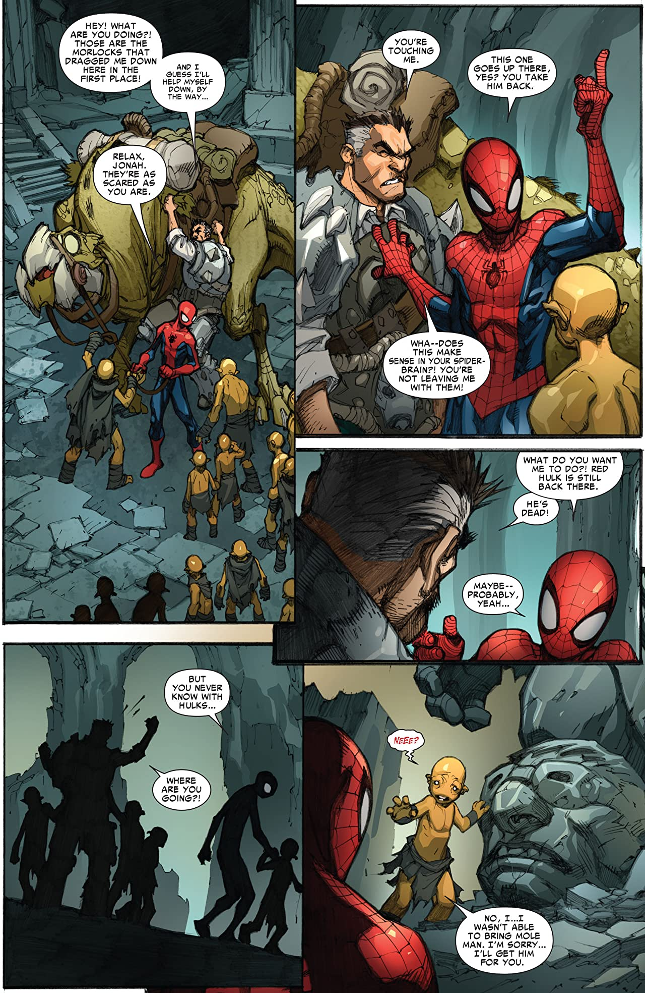 Avenging Spider-Man (2011-2013) #3