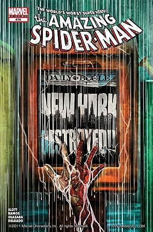 Amazing Spider-Man (1999-2013) #678