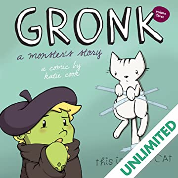 Gronk: A Monster's Story Vol. 3