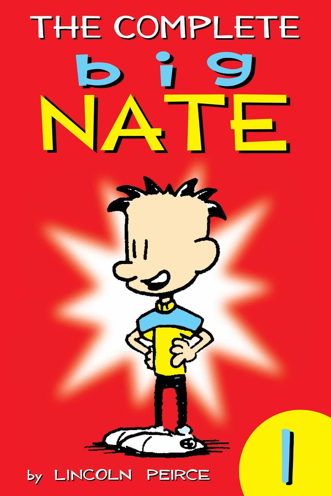 The Complete Big Nate Vol. 1