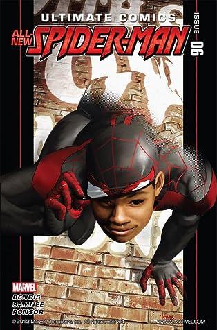 Ultimate Comics Spider-Man (2011-2013) #6