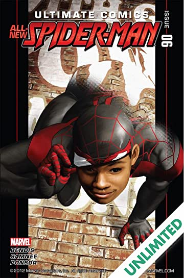 Ultimate Comics Spider-Man (2011-2013) #6