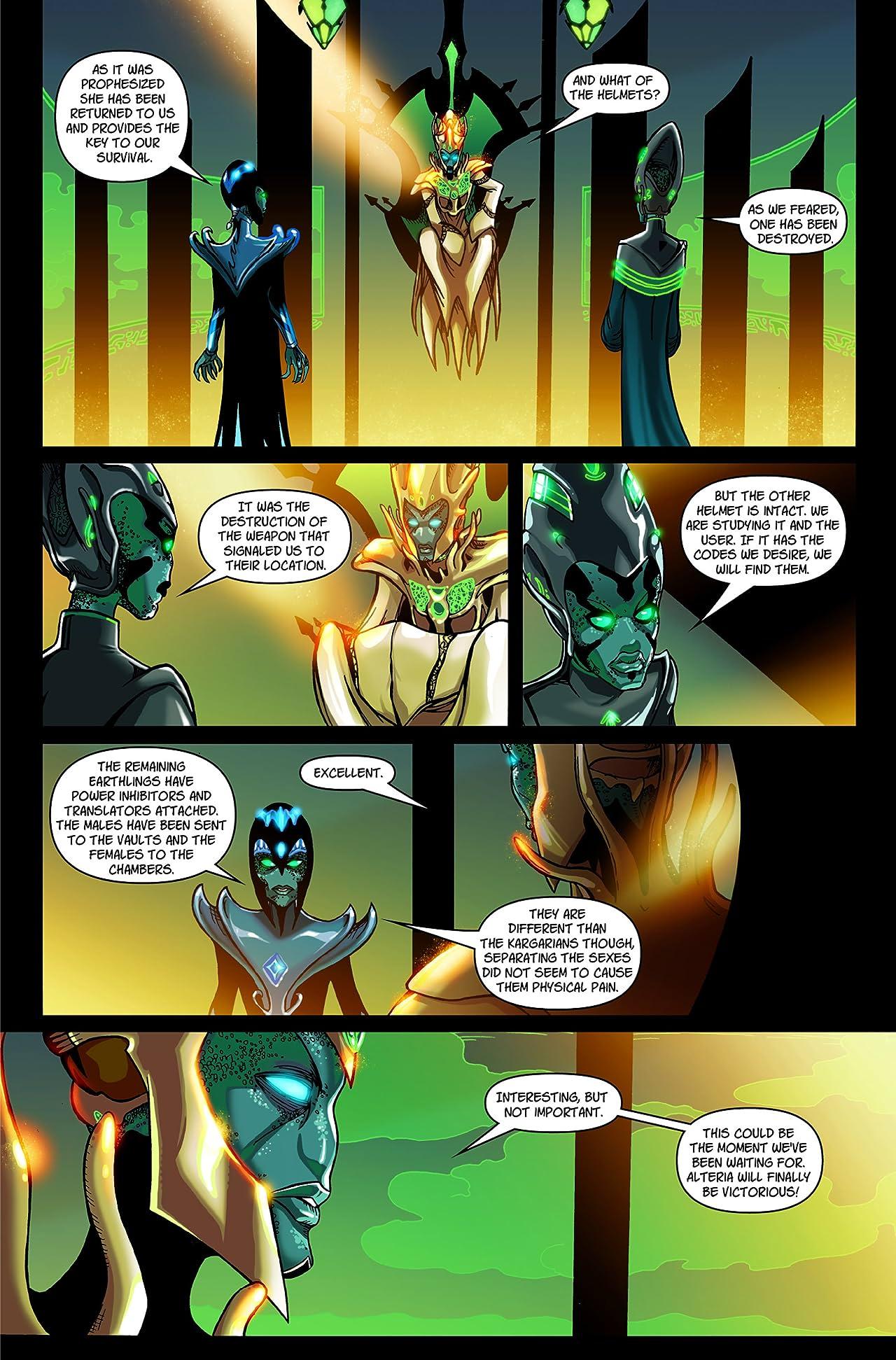 Sentinels #6