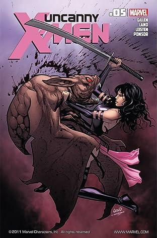Uncanny X-Men (2011-2012) No.5