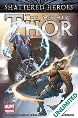The Mighty Thor (2011-2012) #10