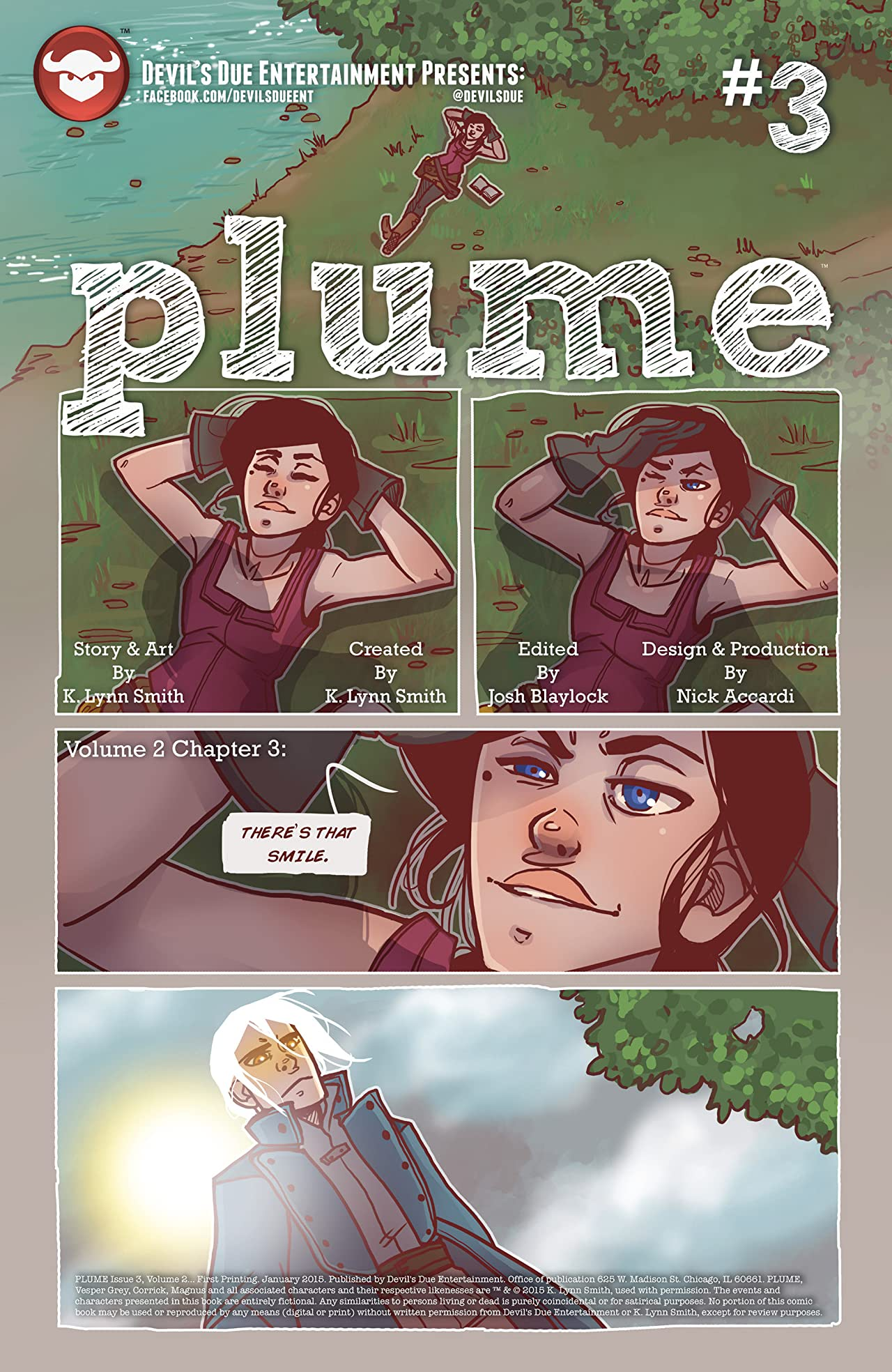 Plume Vol. 2 #3 (of 4)