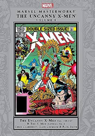Uncanny X-Men Masterworks Tome 8